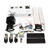 HDHUA Accessori di Modifica Fai da Te Amplificatore di Classe A Single-End Tube Amplifier Kit 6P3P Tube Amplifier