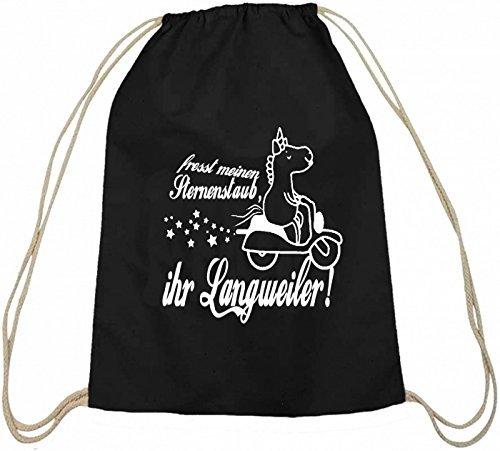 Fresst meinen Sternenstaub,ihr Langweiler - Turnbeutel
