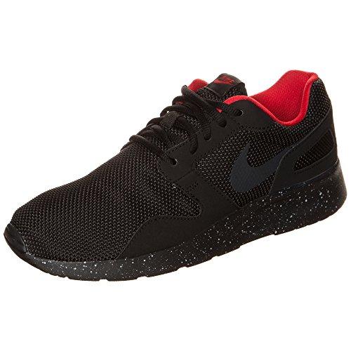 Nike Kaishi Winter, Zapatillas de Running para Hombre, Negro/Gris/Rojo (Black/Anthracite-Unvrsty Red), 39 EU