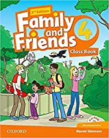 Family and Friends: Level 4: Class Book