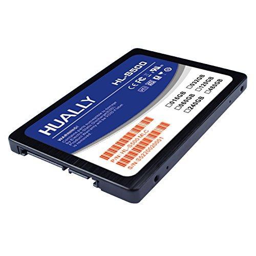 Hually 2.5inch SATA SATA2 32GB SSD最も競争力のあるシリーズソリッドステートディスクドライブノートブックコンピュータ用ハードディスク