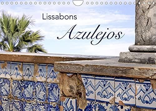 Lissabons Azulejos (Wandkalender 2022 DIN A4 quer)