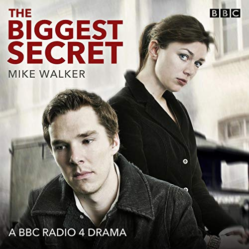 The Biggest Secret audiobook cover art