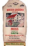 We have been milling Southern Grits for over 160 Years Water Ground from whole white corn Gluten Free, our mill only grinds corn products Ground just the right size for creamy Southern grits Takes only 10 minutes to prepare creamy Southern grits