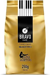 Bravo Café Maestro Torrado e Moído 250g
