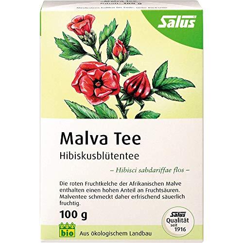 Salus Malva Tee Hibiskusblütentee, 100 g Tee