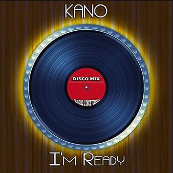 I'm Ready (Disco Mix - Original 12 Inch Version)