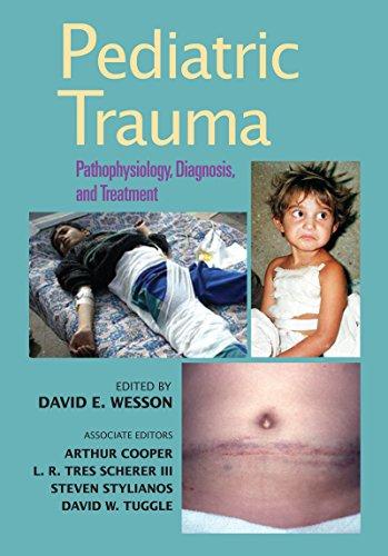 Pediatric Trauma: Pathophysiology, Diagnosis, and Treatment (English Edition)