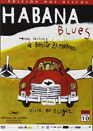 Habana Blues [DVD]