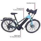 NC-17 Connect E-Bike Akku Schutzhülle Standard für Akku im Unterrohr / Batterie-Thermo-Cover /...