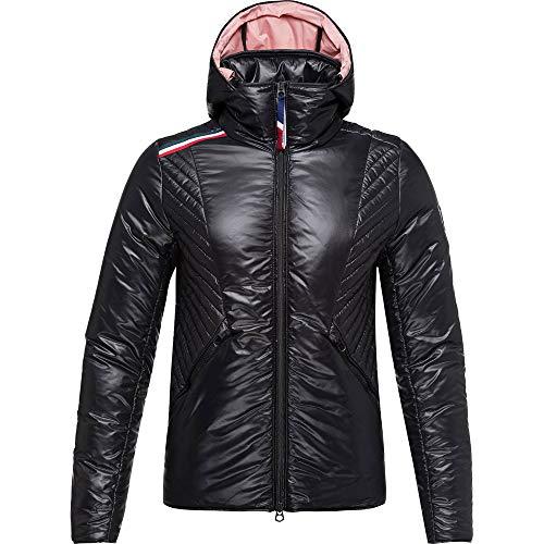 ROSSIGNOL Verglas Hood Jacket Giacca da donna, Donna, giacca, RLIWJ50, Nero , M