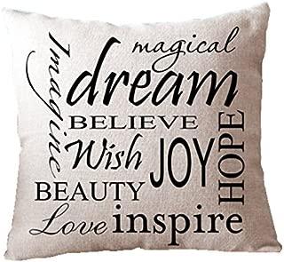 Best dream home throw pillows Reviews