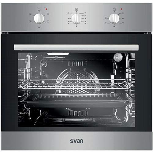 Horno multifuncion Svan SVH124X 6 funciones