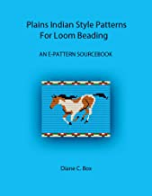 Plains Indian Beadwork Pattern E-Book: 100 Charted Patterns for Loom Beading