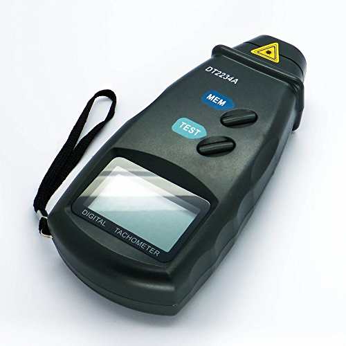Cyber-Tech Photo Laser Tachometer