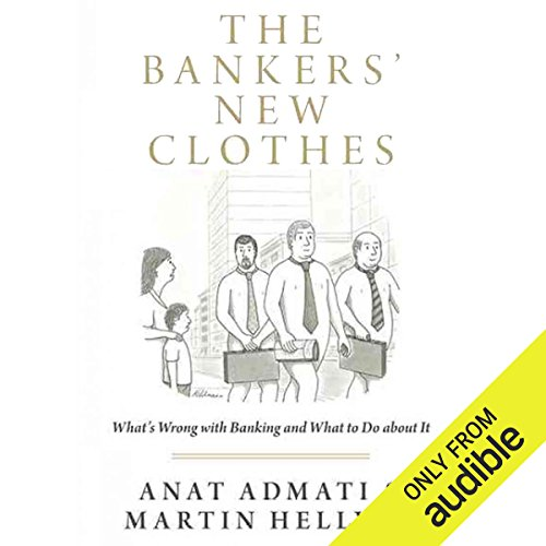 The Bankers' New Clothes audiobook cover art