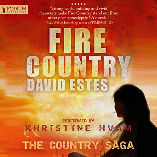 Fire Country audiobook cover art