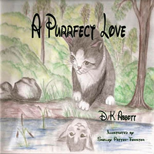 A Purrfect Love audiobook cover art