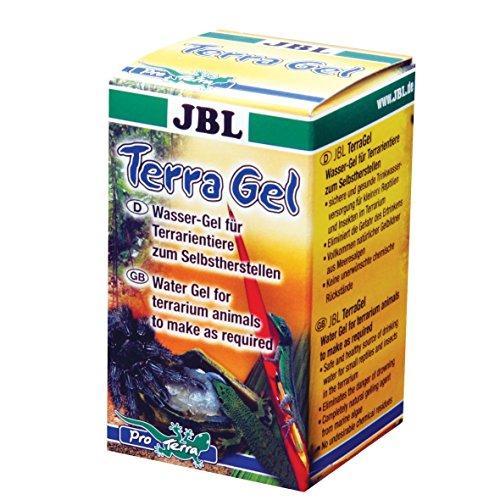 JBL TerraGel 71005 Wasser-Gel für Terrarien-Tiere, 30 g