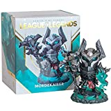 para la Liga de Legends Figure Game League of Legends Statue The Iron Revenant Mordekaiser Cool Led Luminoso Figura Modelo Showcase Collection Juego para Amigos