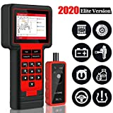 thinkcar Code Reader TS609 Obd2 Scanner for Engine Transmission ABS SRS Diagnostic Tool with Oil/EPB/SAS/TPMS/Throttle Body Reset/Injector Coding/Reset BMS/Reset DPF -Free Updates-EL-50448 Gift