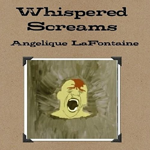 Whispered Screams audiobook cover art