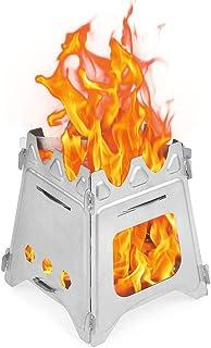 Vailantes/™ Mini Po/êle De Camping Kit De Survie Trousse Militaire Portable Pour Cuisiner Sur Le Feu Petit Mat/ériel De Randonn/ée Pour Mettre Dans La Poche De Chaque Homme