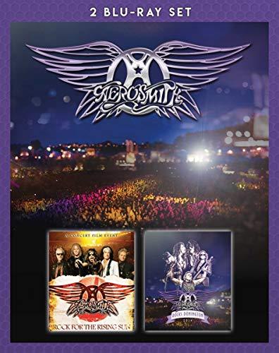 Rock for the Rising Sun+Rocks Donington (2br) [Blu-ray]