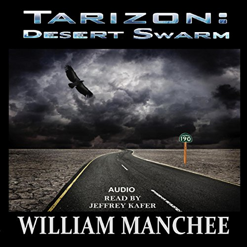 Tarizon: Desert Swarm audiobook cover art