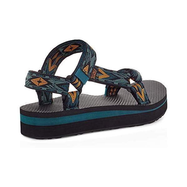 Teva Women's W Midform Universal Wedge Sandal