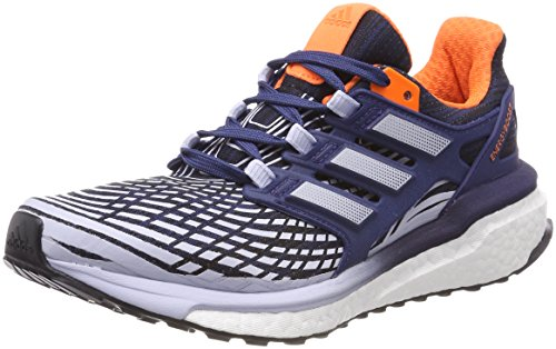 Adidas Energy Boost W, Zapatillas de Trail Running para Mujer, Azul (Indnob/Aeroaz/Naalre 000), 37 1/3 EU