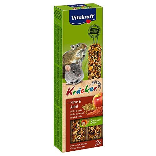 Vitakraft - 25179 - Kräcker Corn et Fruit - Souris P/2