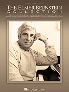 The Elmer Bernstein Collection Piano, Vocal and Guitar Chords