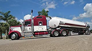 Photography Poster - Kenworth, Truck, Tanker, 24
