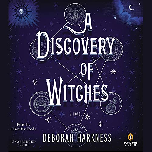 A Discovery of Witches Audiobook By Deborah Harkness cover art