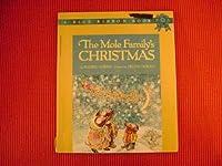 The Mole Family's Christmas 0590409549 Book Cover