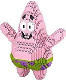 1508 Unids Bloques De Construcción Figuras De Acción 3D Micro Blocks Blocks Kids Toys Girls Regalos