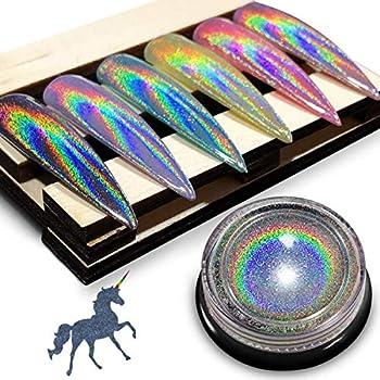 Best hologram nail powder Reviews