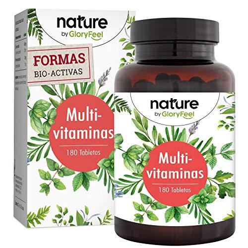 Multivitaminas y Minerales de la A-Z - Vitamina C de Acerola