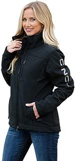 Women's Concealed Carry Bonded Jacket - Maj9866002 Blk
