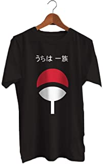 T-shirt Naruto Uchiha Clan design - Men