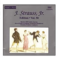 STRAUSS II, J.: Edition - Vol. 50 by Christian Pollack