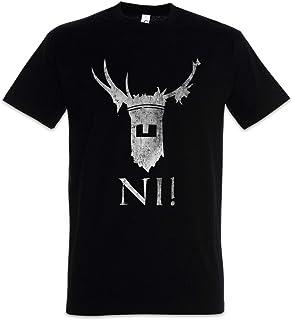 Urban Backwoods Knights of Ni Camiseta De Hombre T-Shirt