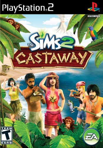 The Sims 2: Castaway - PlayStation 2