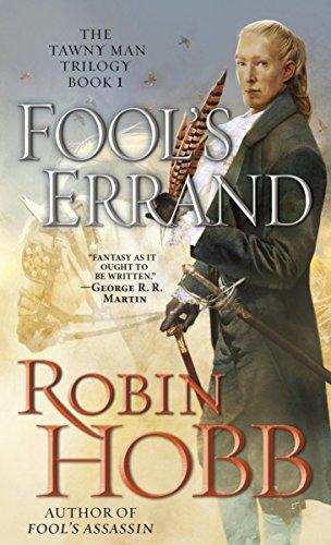 Fool's Errand: The Tawny Man Trilogy Book 1 (English Edition)