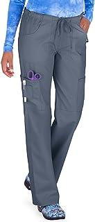 Dickies Women's EDS Signature Low-Rise Drawstring Cargo Pant