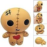 Squishy Spielzeug Horror Puppe Stressabbau Puppe Ghost Doll Squishy Stressabbau Spielzeug Langsam...