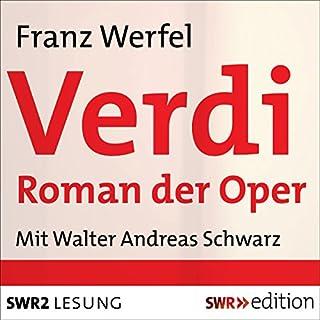 Verdi: Roman der Oper Titelbild