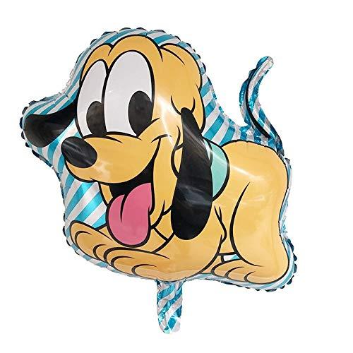 SauParty XL Helium Folienballon Baby Hund Disney Pluto Welpe ähnlich Geschenk Deko Geburt