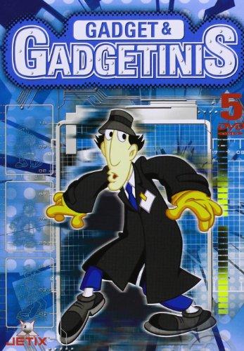 Caja Metalica Gadget Y Gadgetines [DVD]